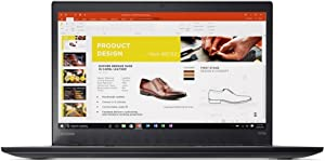 "Lenovo ThinkPad T470s 14"" FHD IPS Anti-Glare Laptop, Intel Core i5-6300U Upto 3.0GHz, 8GB DDR4, 256GB PCle SSD, Webcam, BT, Backlit Keyboard, Fingerprint Reader, Thunderbolt 3, Windows 10 Professional"
