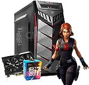 Pc Gamer Mastery Intel Core i7-2600, 8GB RAM, GTX 1050Ti 3GB, HD 500GB + Brinde