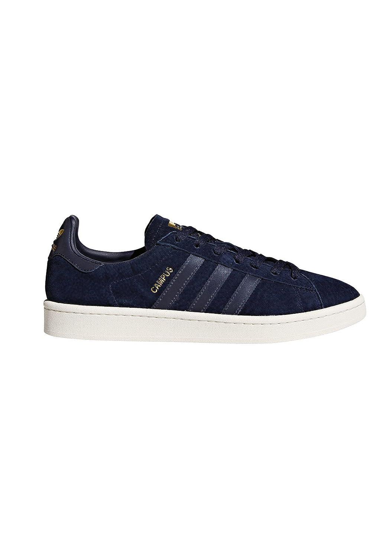 Amazon.com  Adidas Campus Mens Sneakers Blue  Clothing 019c48667