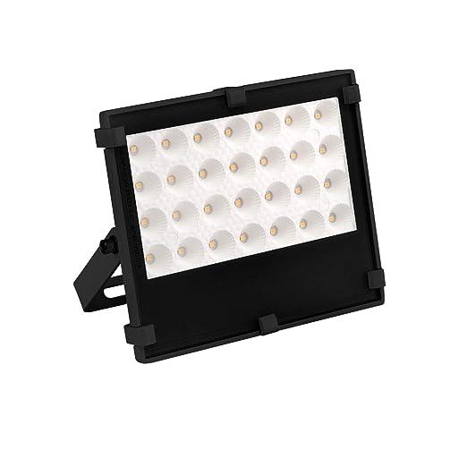 Volton - Proyector LED de Exterior IP65 30W 2400Lm 4000K 60º de ...