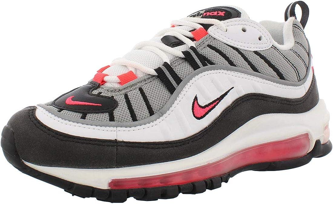 NIKE W Air MAX 98, Zapatillas de Gimnasia para Mujer: Amazon.es: Zapatos y complementos