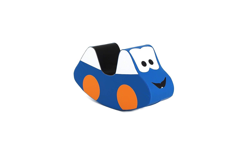 Soft Play Equipment IGLU Brand Rocker For Kids Activity Toys Rocking Horse BLUE