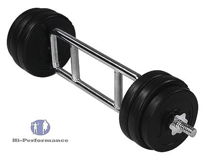 Martillo de – Barra de extensión para tríceps Curl barra de pesas