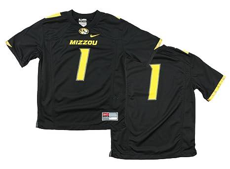 cheap for discount 69803 48a50 Amazon.com : Nike NCAA Big Boys Youth Missouri Tigers #1 ...