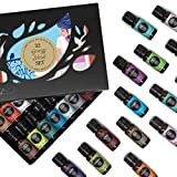 32 Synergy Blends 100% Pure Therapeutic Grade Essential Oil Set/Kit- 32/10 ml by Edens Garden
