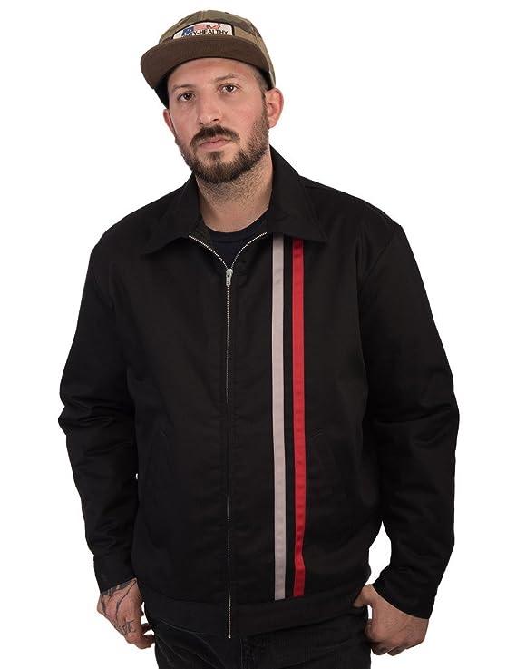 Speed Shop Jacket Black $97.99 AT vintagedancer.com