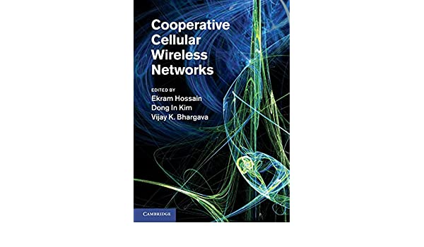 Cooperative Cellular Wireless Networks Book
