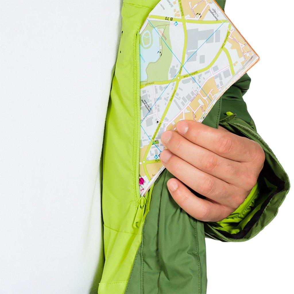 Jack Wolfskin M Whiteline Downfiber Jacket Cactus Green