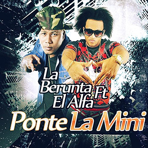 Ponte la Mini (feat. El Alfa) (Ponte Mini)