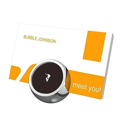 Amazon Futuroo Skateboard Business Card Holder Desk Business
