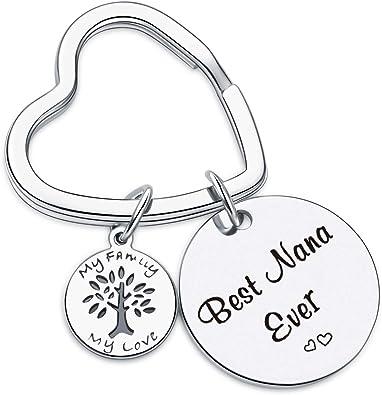 Mother/'s Day Gift for Nana Mom Gift Grandma Gift Mommy Keychain Grandma Keychain Mamaw Nana Keychain Mimi Keychain