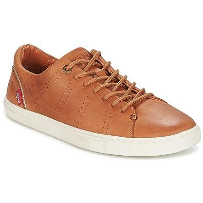 df6e1a54 Amazon.com | Levi's Mens Leather Shoes Vernon | Shoes
