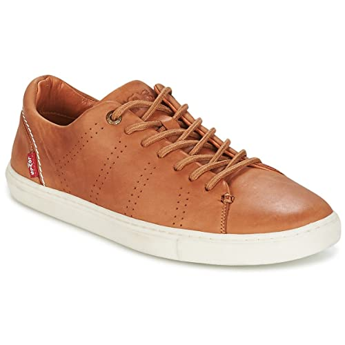 Levis MarroneAmazon itScarpe Borse Camel E Vernon 43 Sneaker 0PknwO