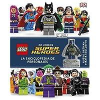 LEGO DC Enciclopedia de personajes (LIBROS LEGO - DC SUPERHEROES)