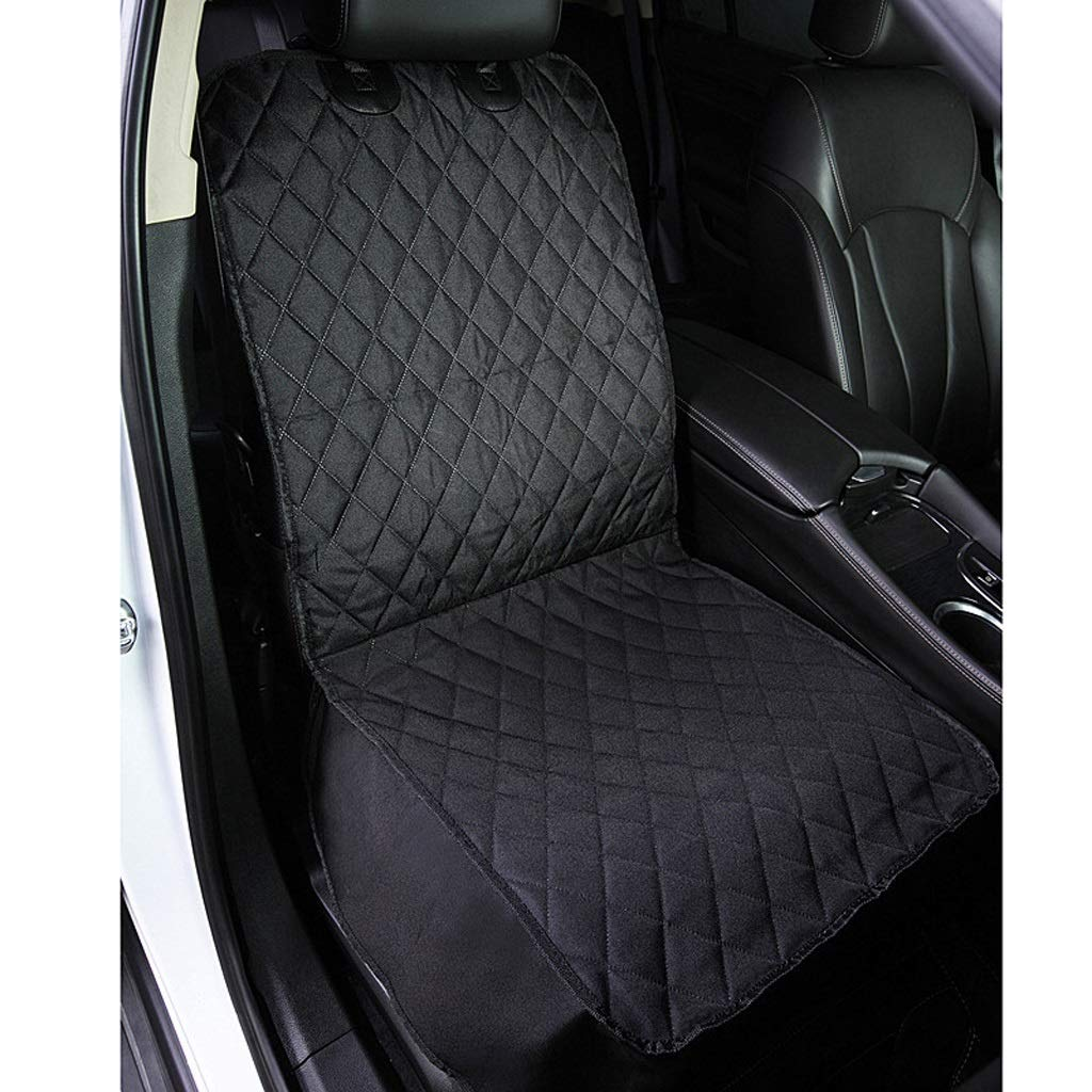 Black3 Onesize Black3 Onesize Pet Dog car mat Dog Cushion seat car seat Rear Row Rear seat car pad Waterproof Anti-Dirty mat Predector for Cars Trucks and SUVs (color   Black3, Size   OneSize)