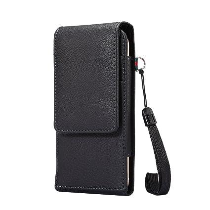 Amazon.com: Paquete de la cintura teléfono celular Funda ...