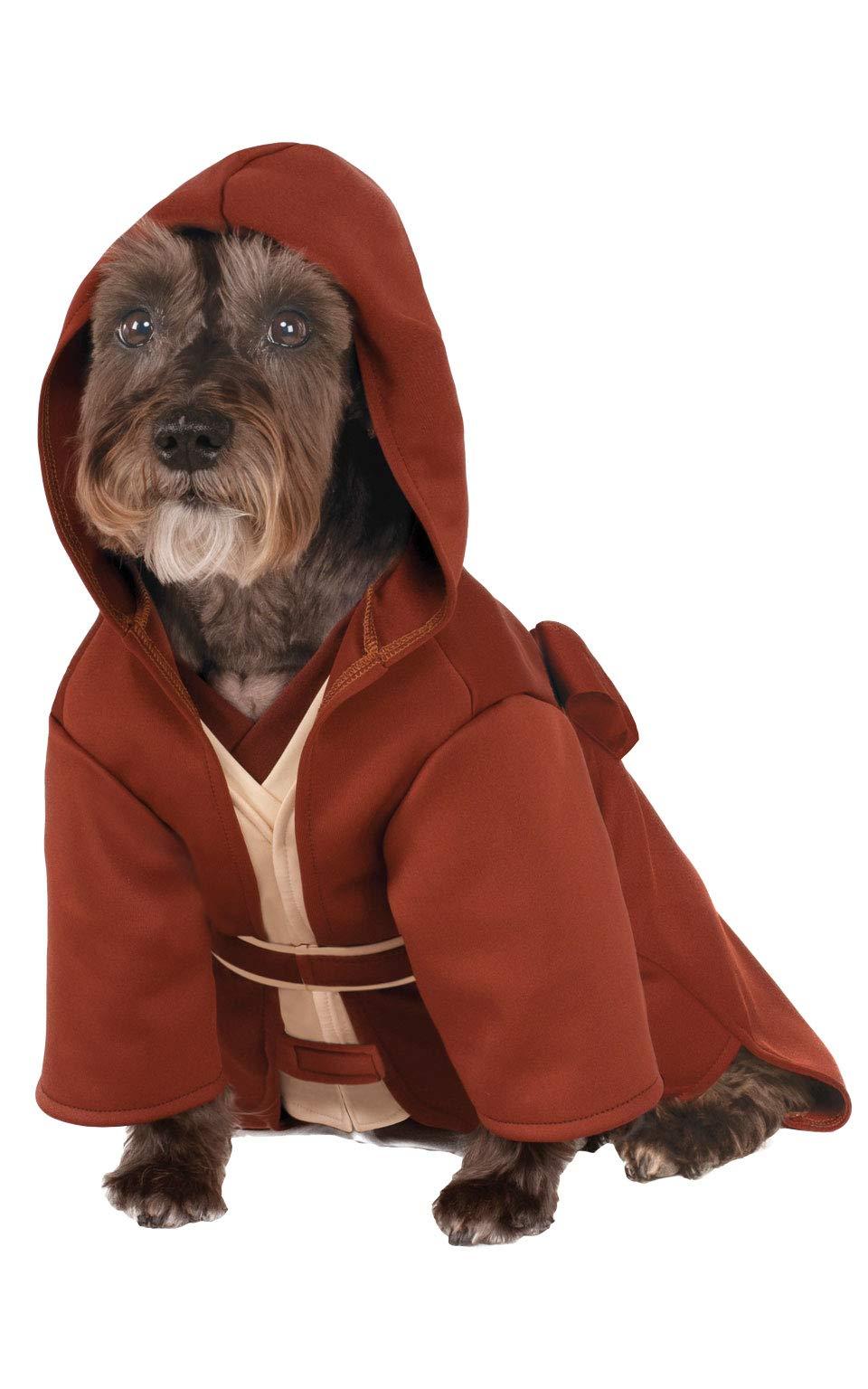 Rubie's Star Wars Classic Jedi Robe Pet Costume, Extra-Large by Rubie's