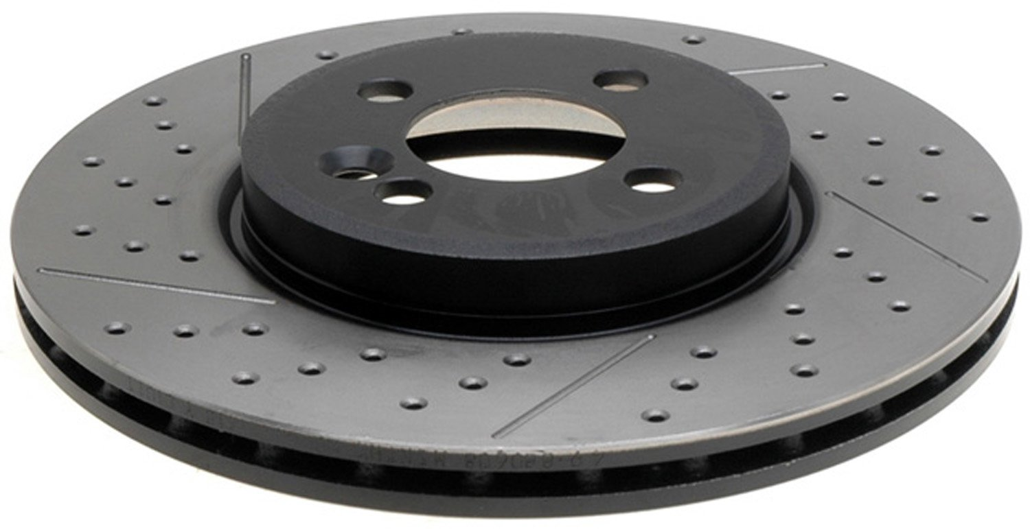 ACDelco 18A2641 Professional Front Disc Brake Rotor