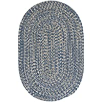Tremont Area Rug, 2 by 3-Feet, Denim