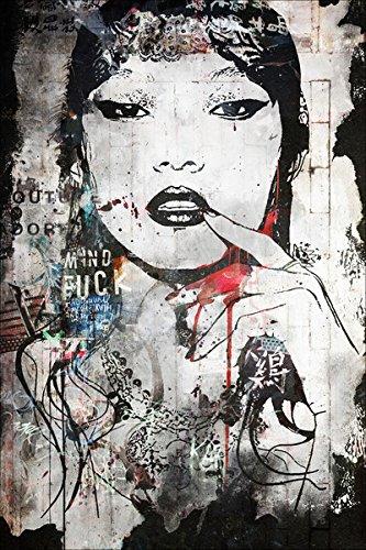 - Princess of China by Alex Cherry - Fine Art Print - 30 x 20 inches