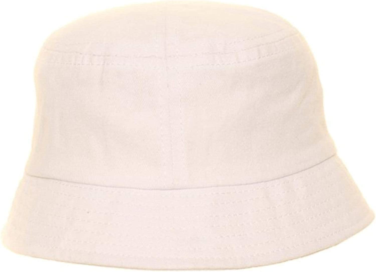 Adventure Togs Bucket Sun Hat with Chin Strap Kids 100/% Cotton Baby Sun Protection Summer