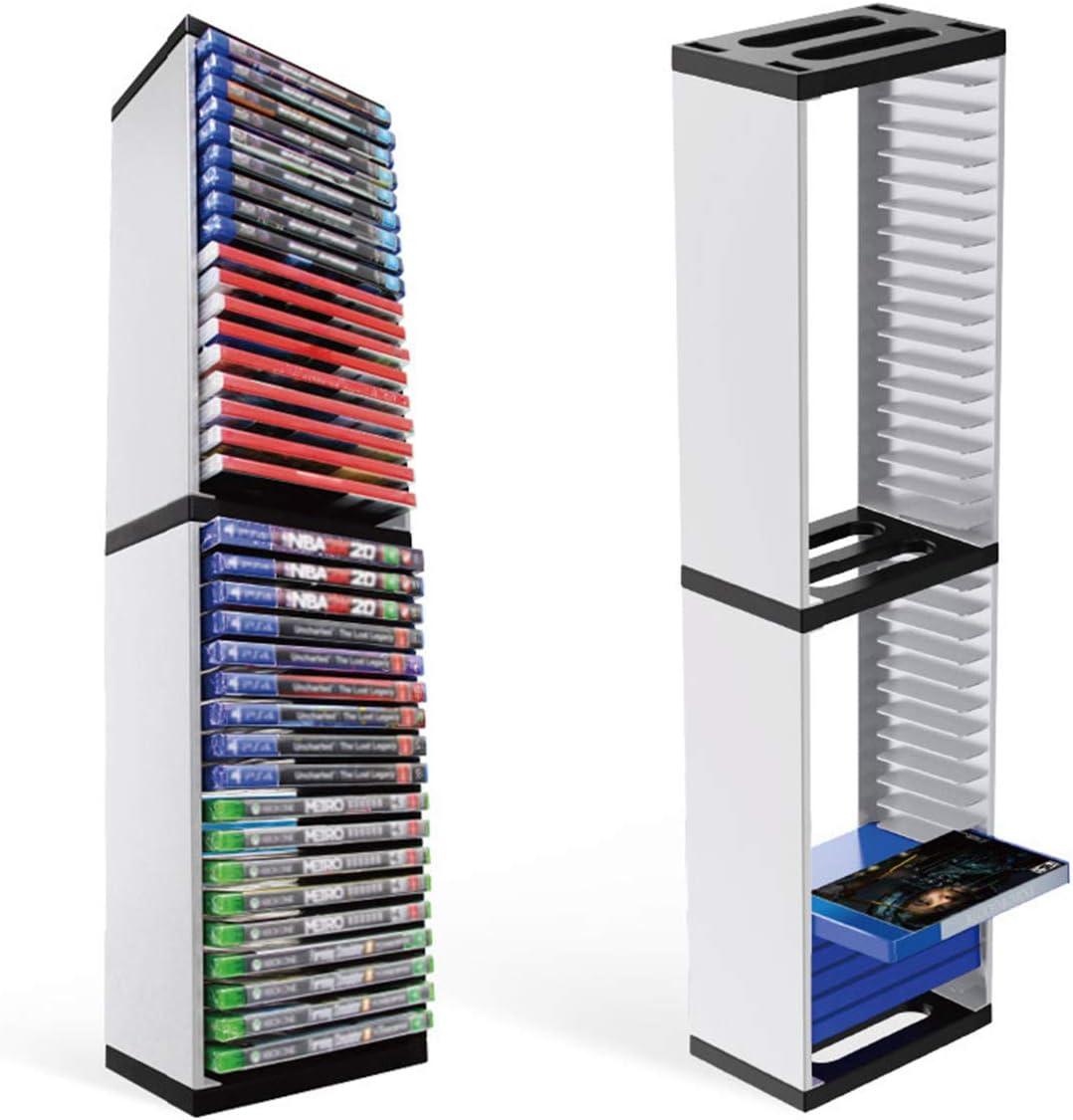 ゲームソフト収納棚