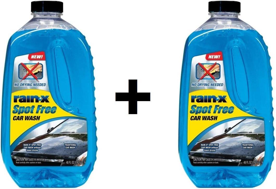 Rain X Rainx Spot Free Auto Car Shampoo Fleckenfrei 1l Flasche 1l Flasche Neu Auto