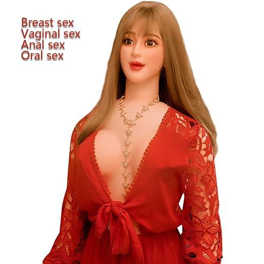 URUKI Muñeca Hinchable Sexual para Hombres muñeco Hinchable ...