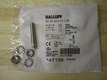 BALLUFF 147158 Sensor