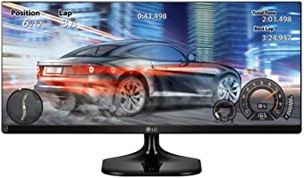 Monitor LG Gamer LED 25 IPS Ultrawide Full HD 25UM58