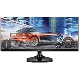 "LG  25UM58-PF Ultrawide - Monitor Gamer LED 25""  Full HD , Preto"