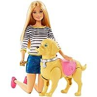 Barbie - (Mattel Dwj68) Tuvalet Eğitimindeki Köpeği
