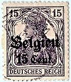 Used %281916%29 German Occupation of Bel