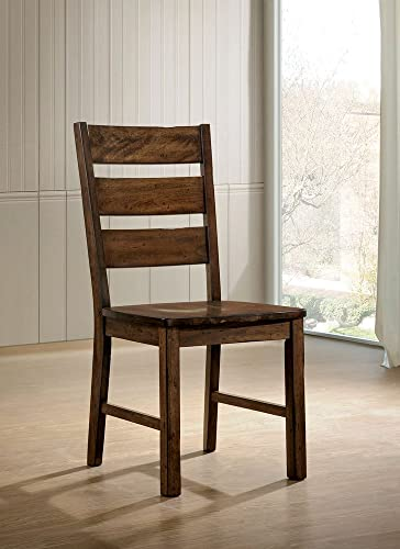 William's Home Furnishing Dulce Side Chairs, Walnut