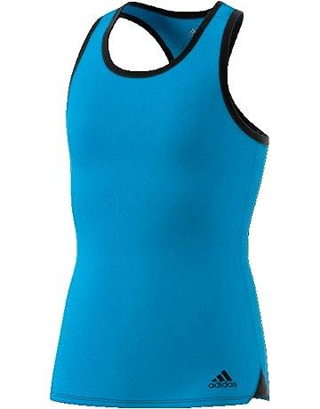 Amazon.es: Camisetas de tirantes - Niña: Deportes y aire libre