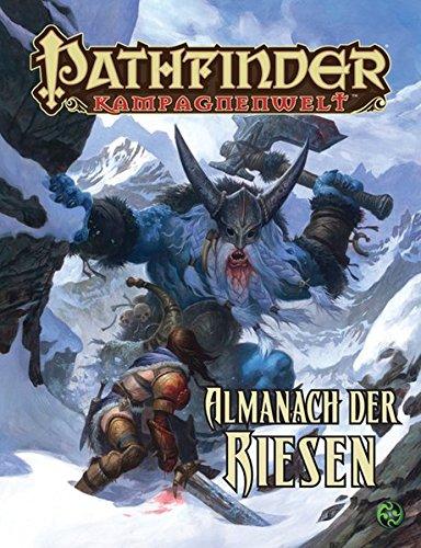 Almanach der Riesen: Pathfinder Hintergrundband
