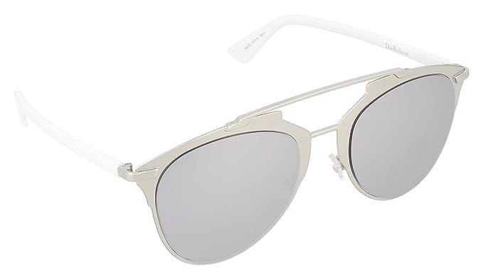 1eb8d37e0557 Christian Dior Reflected 85LDC 52 Palladium White Womens Sunglasses - Size   52--21