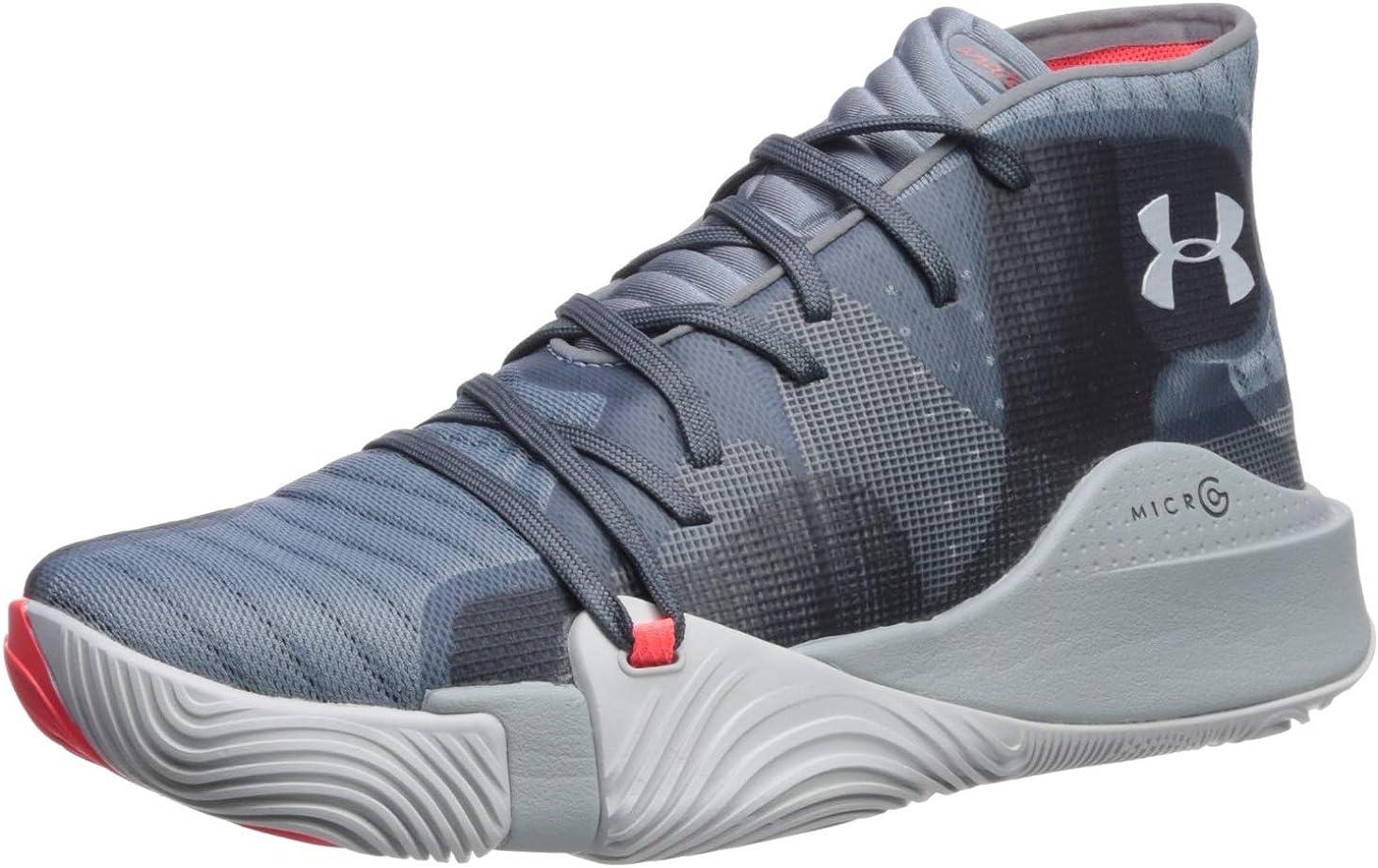 Spawn Mid Basketball Shoe