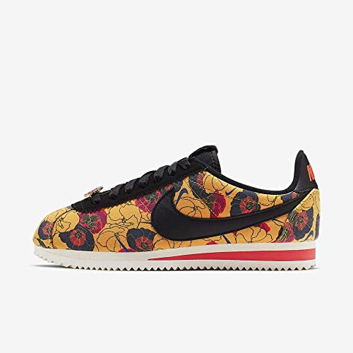 los angeles picked up amazon Nike Women's Classic Cortez LX (Floral)