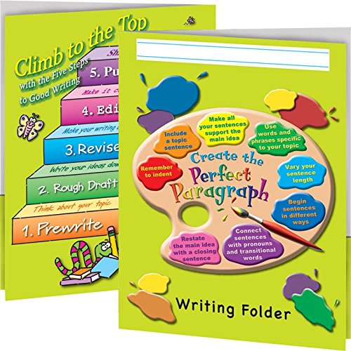 Writing Folders - Intermediate - 144 Pack by Really Good Stuff