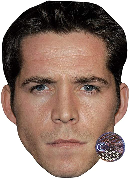 Sean Maguire Life Size Cutout