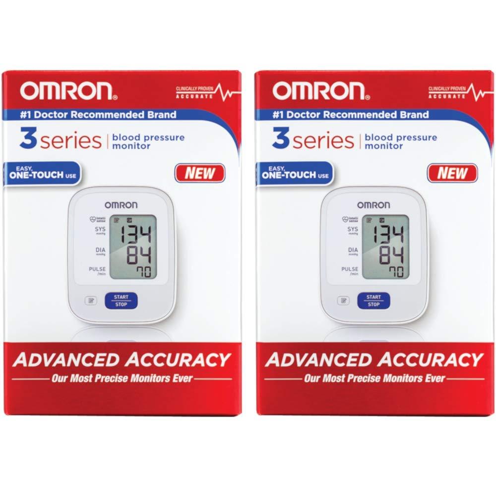 Amazon.com: Omron 3 Series Automatic Blood Pressure Monitor ...