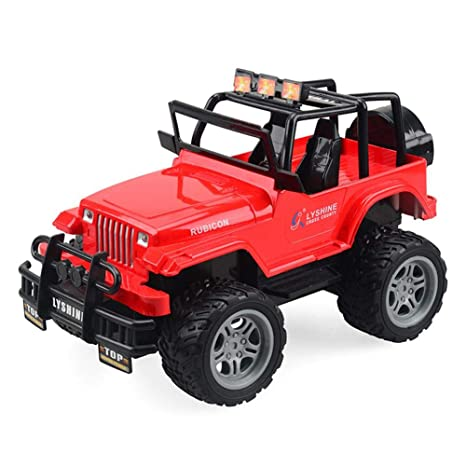 Voiture Pour Jeep Jouet De Enfant Télécommandée Course 54jqSc3RLA