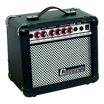 DIMAVERY GA-15 - Amplificador para guitarra eléctrica 15W