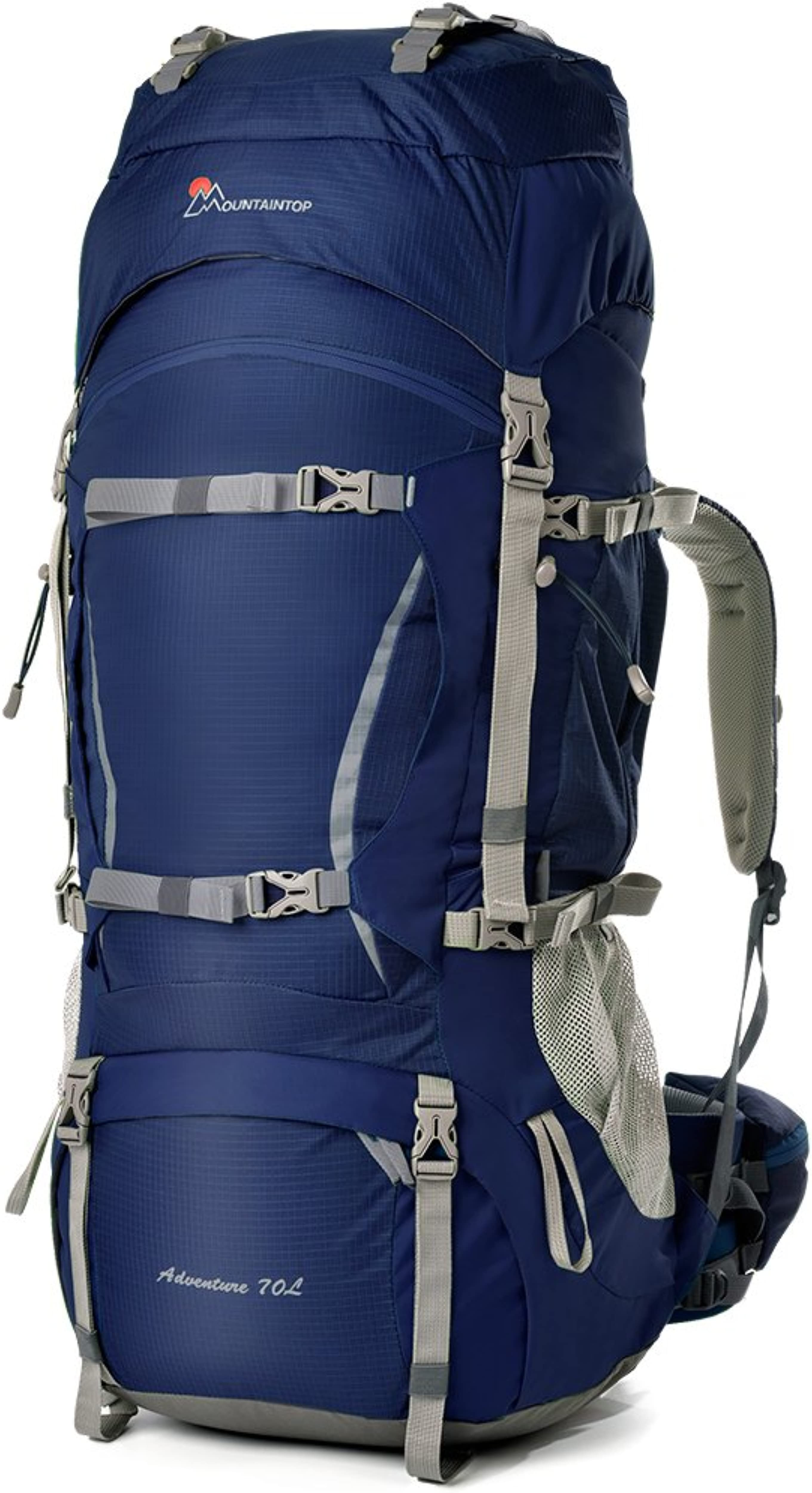 Mountaintop 70L Backpack Review with features and pros and cons