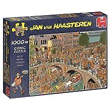 Jan van Haasteren Kingsday - 1000 pcs