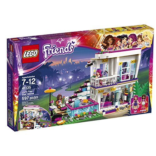 (LEGO Friends Livi's Pop Star House 41135)
