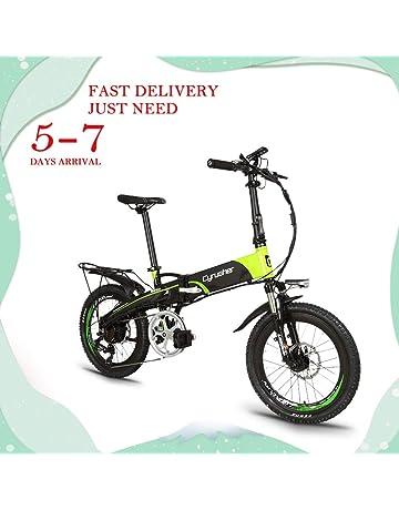 Bici Pieghevole Bfold 7.Bici Pieghevoli Sport E Tempo Libero Amazon It