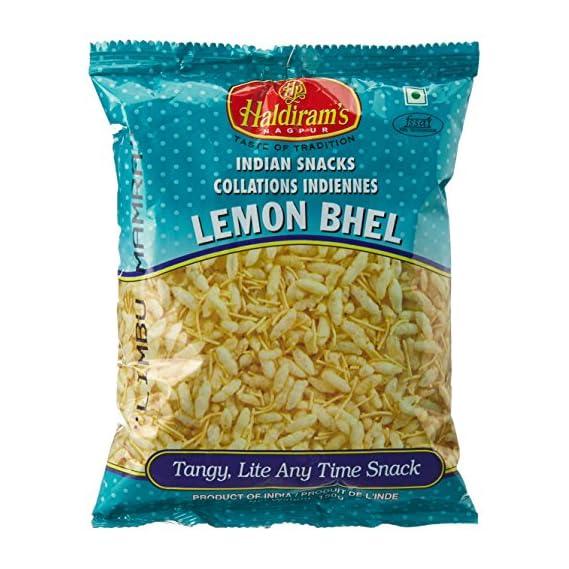 Haldiram's Nagpur Lemon Bhel, 150g