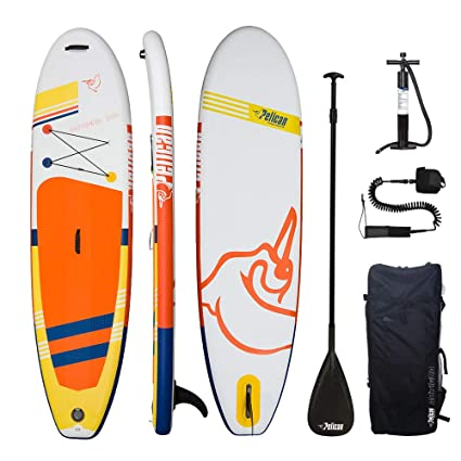 Amazon.com: Pelican Antigua 106 - SUP hinchable: Sports ...